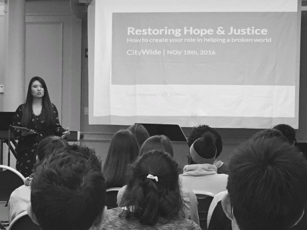 How to Restore Hope & Social Justice in a Broken World
